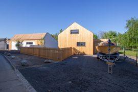 Wohnhaus – Gewinner Holzbaupreis 2020