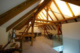 Renovierung Dachstuhl