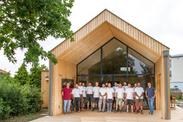 Wir sind online! Neue Webseite für Holzbau Thaler